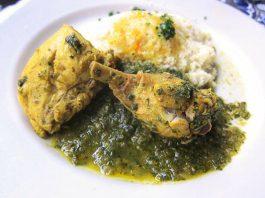 poulet-aux-epices-coriandre-safran-maricain