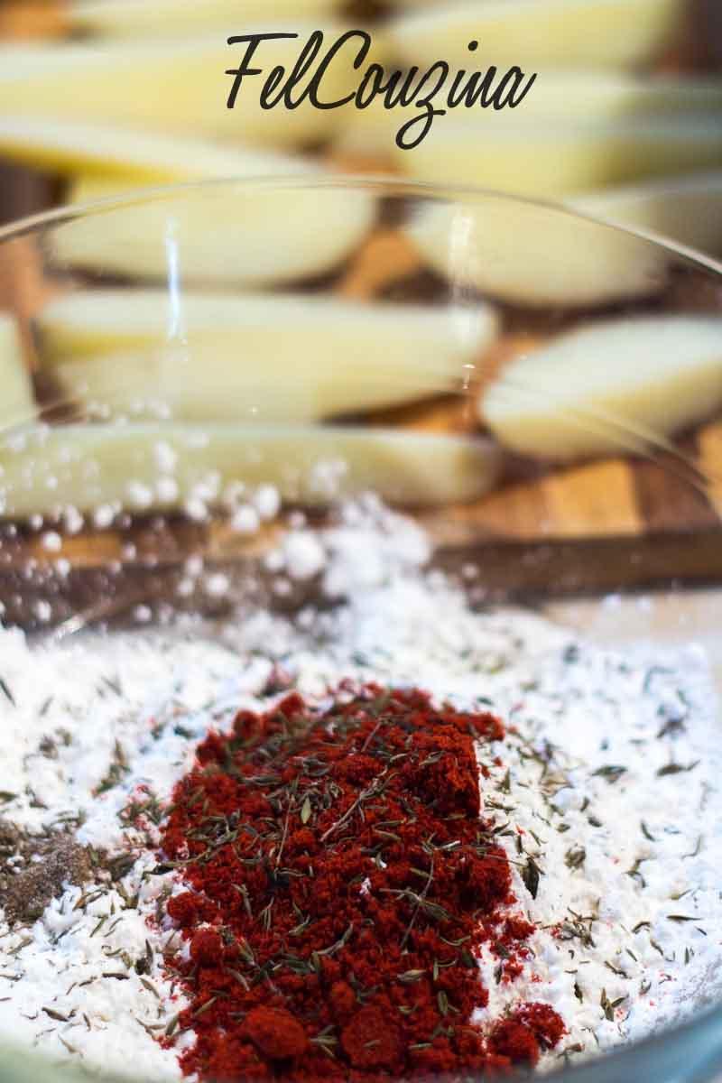 Frites l 39 ancienne comme des potatoes felcouzina - Friteuse a l ancienne ...