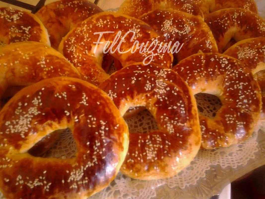 Halwat lambout – gâteau algérien sec | Les Joyaux de Sherazade