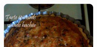 tarte-epinards-viande-hachee