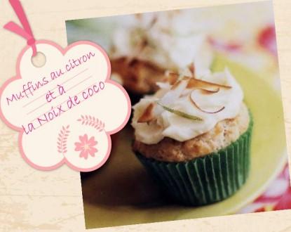 muffins-au-citron-noix-de-coco-recettes-facile