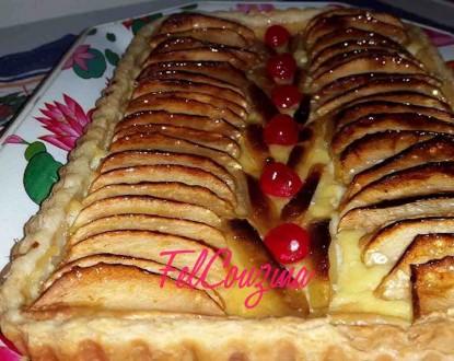 tarte-aux-pommes-feuilletee-creme-patissiere-facile (2)