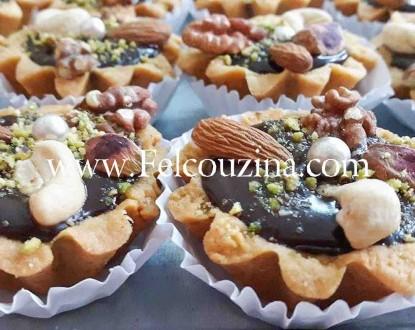tartelettes-fruits-secs-lait-concentre-nestle-gloria-chocolat (2)